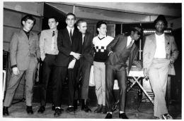 The Specials, press conference NYC 1980