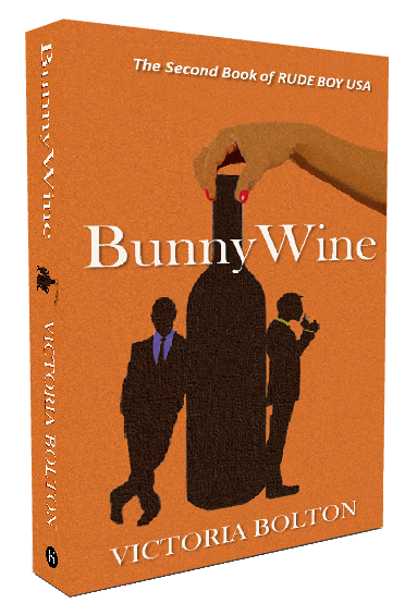 bunnywine mock book cover