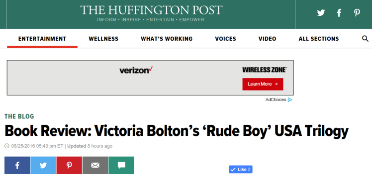 huffpost book review 2