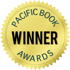 Pacific book awards seal Transparent background small